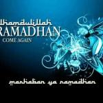 Catatan Penting dalam Ibadah Puasa Ramadhan